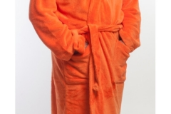 Coral Fleece -Orange