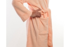 Coral Fleece - Peach