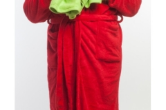 Coral Fleece -Red (3)