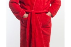 Coral Fleece - Red (4)