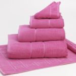 Terry Lustre 525GSM Pink